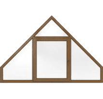 Популярные формы - Пятиугольные