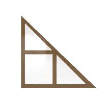 Популярные формы - Треугольные