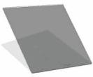 Палитра тонировки стеклопакетов - R Grey 10, 1000*1000 мм