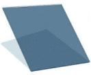 Палитра тонировки стеклопакетов - HP Blue 35, 1000*1000 мм